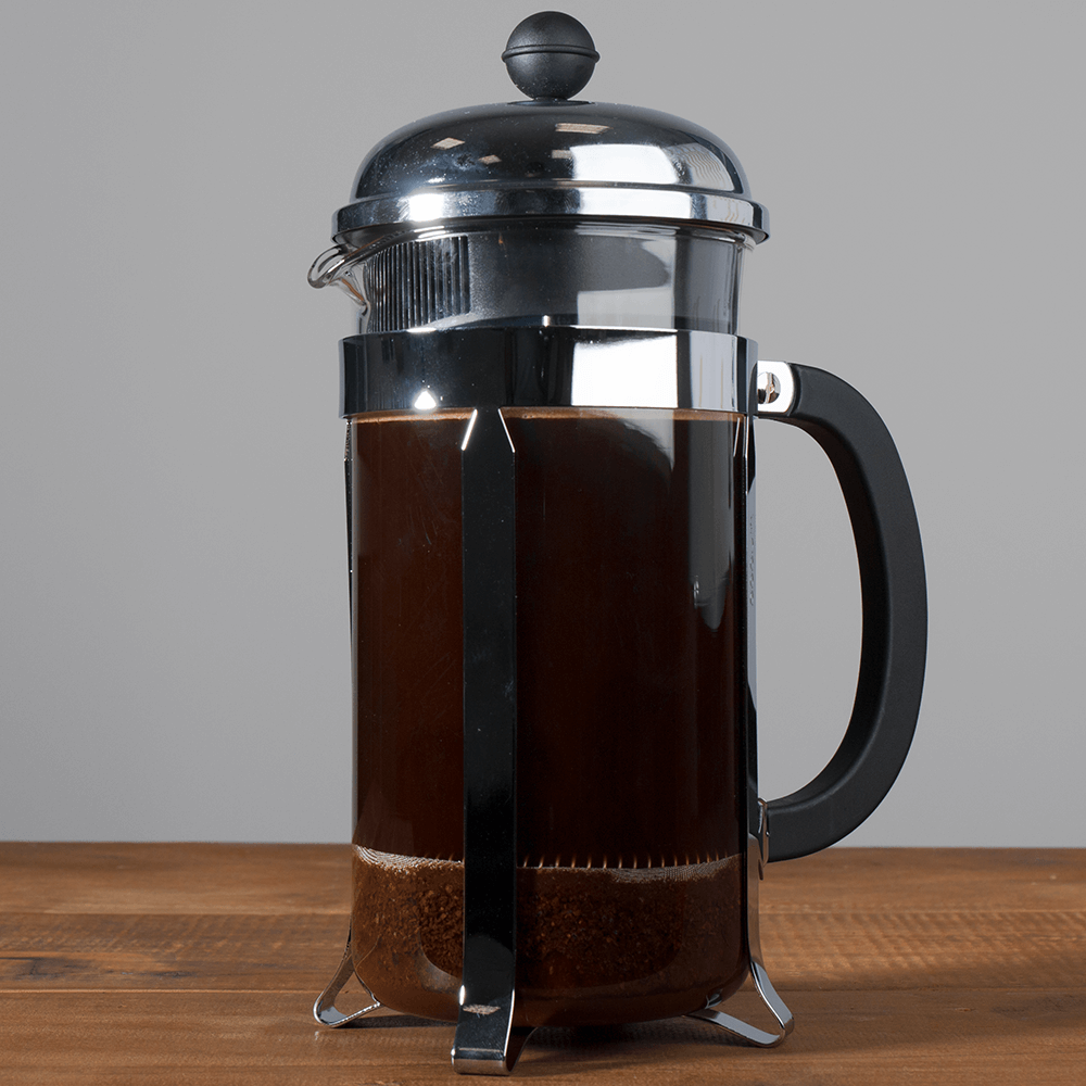 cafe-orfeuPrensa-Francesa-1L-Mod-Chambord-Prateada-Bodum ... 4751dc75ec8