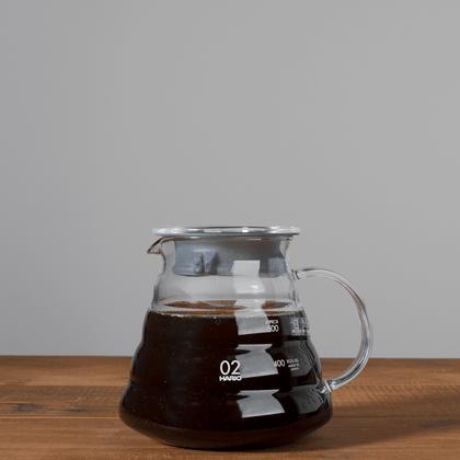 Jarra de vidro V60 para servir café 600 ml  a8f5bb3c347