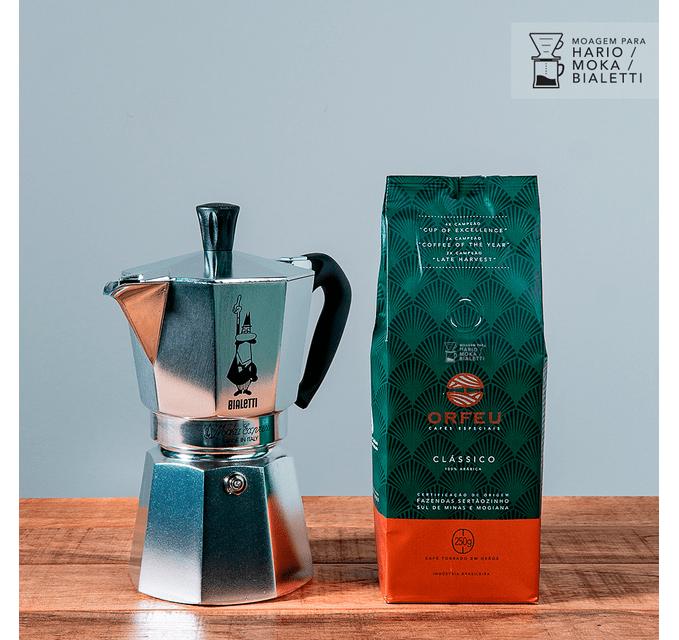 cafe-orfeu-kit-classico-cafeteira-italiana-mocha-bialetti-prata-grande