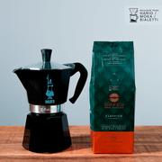 cafe-orfeu-kit-classico-cafeteira-italiana-mocha-bialetti-preta-grande